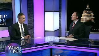 World Over - 2018-08-09 – Ministerial on Religious Freedom, Peter Szijjarto with Raymond Arroyo