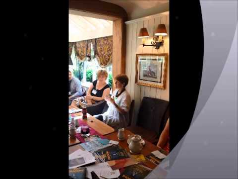 SCBN Network Meeting - Kim Didden from Natural healing - The Body Clinic