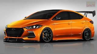 Hyundai BTR Edition Elantra Sport Concept