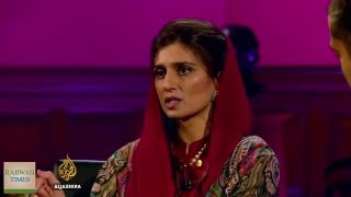 AlJazeera: Pakistani Foreign Minister Hina Rabbani Khar questioned on anti-Ahmadiyya Laws