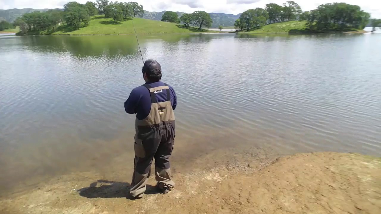 Bass Fishing At Lake Berryessa April 9 2017 Youtube