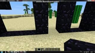 สอนทำประตูวาป minecraft pugin