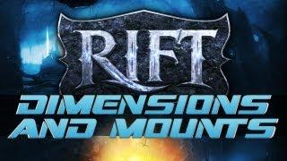 Swifty Rift Storm Legion - Dimensions & Mounts