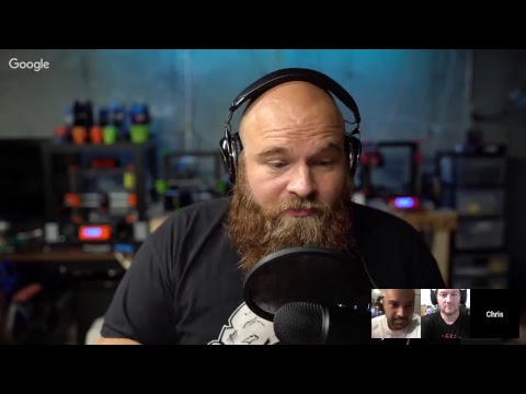 Prusa Community Roundtable - Alien3d, Wekster and more!