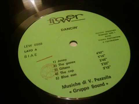 Gruppo Sound feat. Victorio Pezzolla  -  Black Jack (Instrumental v.)
