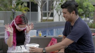 The Blindfold Challenge with Dee Kosh