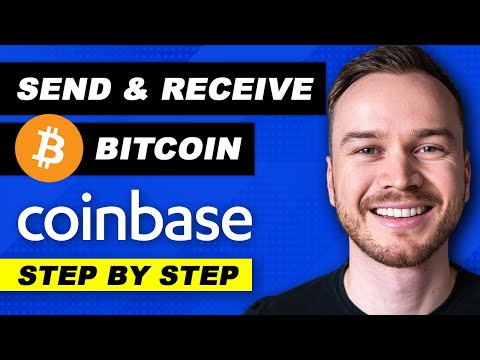 How To Send And Receive Bitcoin On Coinbase 2021 [STEP-BY-STEP TUTORIAL]