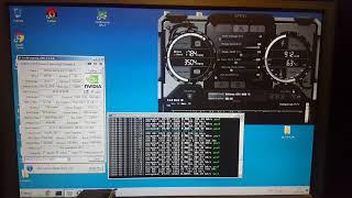 Nvidia gtx 1050ti 4gb тест в майнинге GoByte (Feather, Vivo, Trezar, Crowd coin) Neoscrypt 2018