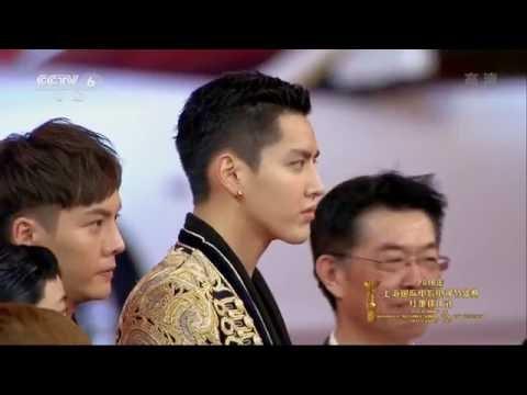 [HD] Shanghai International Film Fest 2016 Red Carpet - L.O.R.D cast