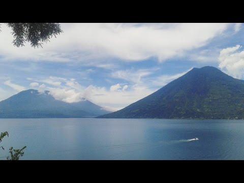 DAY 33 - Cerro Tzankujil Nature Reserve, San Marcos, Guatemala - August 9th, 2016