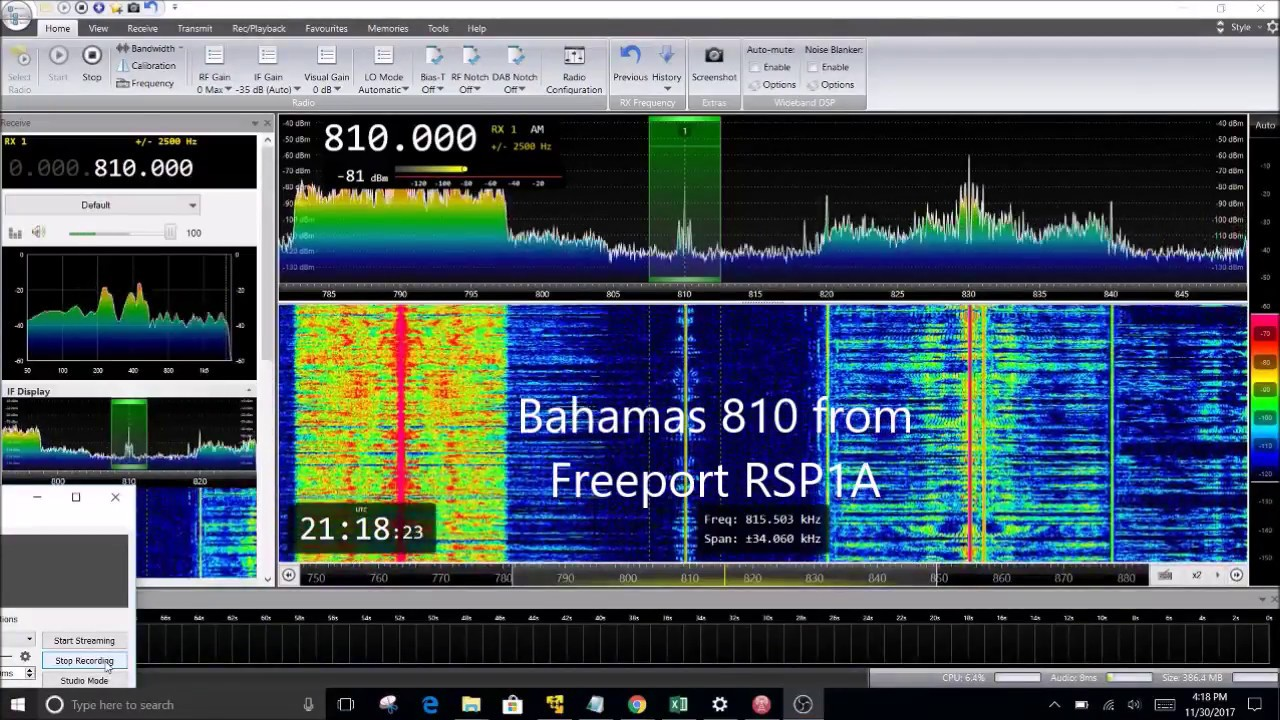 SDRPlay RSP1A vs, RSP1 comparison