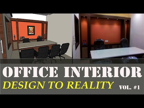 office-interior:-design-to-reality-vol-1-|-#office-#interior-#design-#reality
