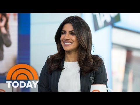 Priyanka Chopra On 'Quantico,' Upcoming 'Baywatch' Movie | TODAY