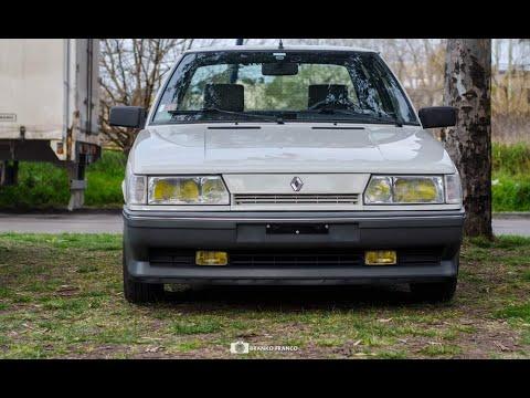 Renault 9 Transformation