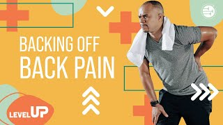 video thumbnail for Backing Off From Back Pain
