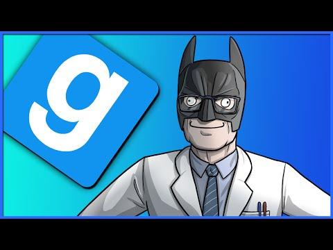 Gmod Prop Hunt Funny Moments: Hunting the Batman, MiniFails & The