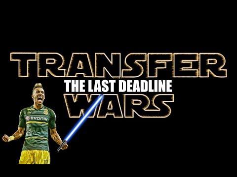 TRANSFER WARS: The Last Deadline