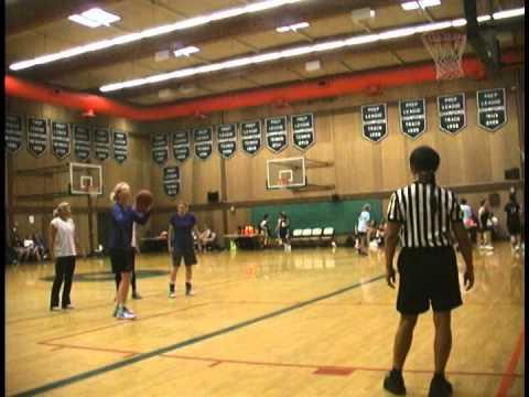 2015 Senior Women's Basketball Westridge School