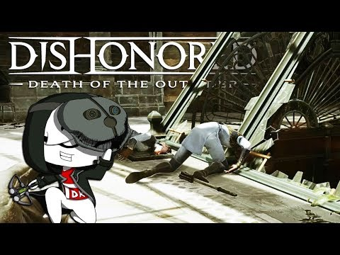 Dishonored: Death of the Outsider #7 - Stealthy, Yes?   DotO The Stolen Archive (2/2)   DotO No Kill
