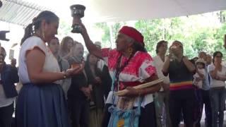 Fest Corazón Madre Tierra - Apertura Parte 1 - Solsticio Verano - Huerto Roma Verde 21 Junio 2017