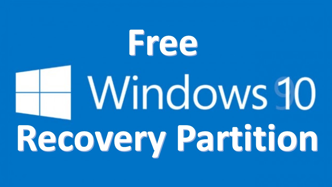create windows 8 recovery usb from windows 10