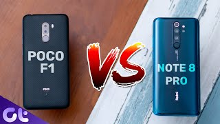 Redmi Note 8 Pro vs Poco F1: Which Is the Best Xiaomi Phone Under Rs. 15k? | Guiding Tech