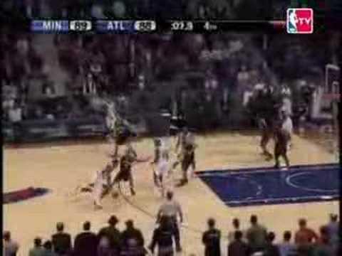 NBA Highlights of 2007/2008 season