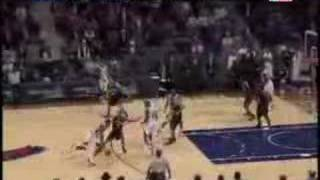 NBA Highlights of 2007/2008 season