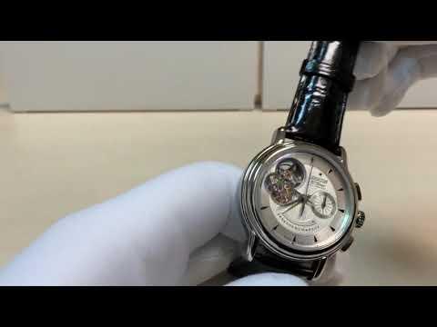 Оригинальные часы Zenith Chronomaster T Open