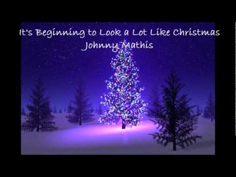 It's Beginning to Look a Lot Like Christmas-Johnny Mathis - YouTube