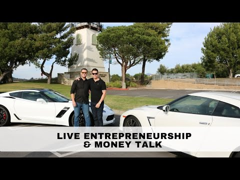LIVE MONEY TALK WITH RYAN HILDRETH AMAZON AND STOCK MARKET MASTERY!
