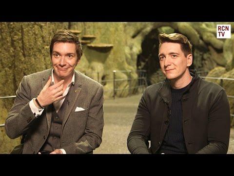 Harry Potter Weasley Twins   Funny Alan Rickman Snape Memories