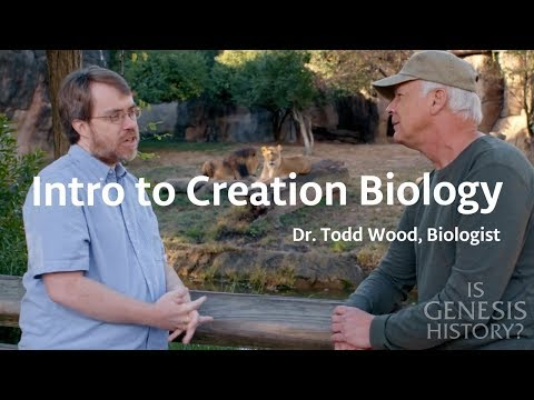 Intro to Creation Biology - Dr. Todd Wood