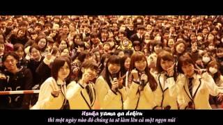 [Vietsub-Kara]Tenohira ga kataru koto - AKB48