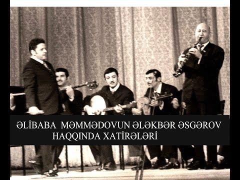 ALEKPER ASKEROV  HAQQINDA ALİBABA MAMMEDOV
