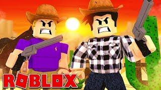 ON DEVIENT DES COWBOY! | Roblox Wild West
