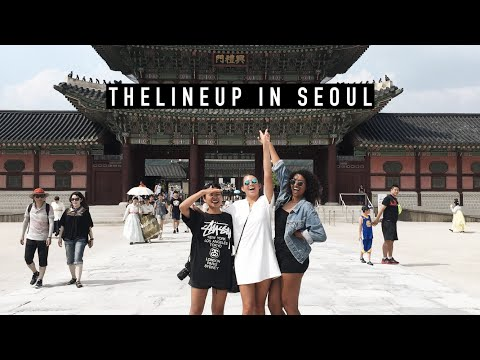 TheLineUp in Seoul