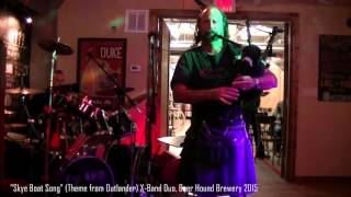 Skye Boat Song  Theme from Outlander X Band Duo, BHB 2015