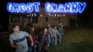 """Ghost Granny with a Shotgun"" - Campy Short Horror Film"