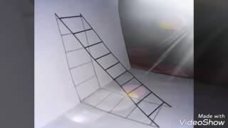 3d Drawing Scientific experiment by R.D stark