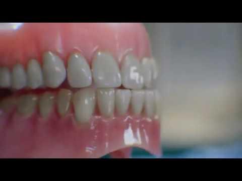 Interoptikeren gebiss - reklamefilm