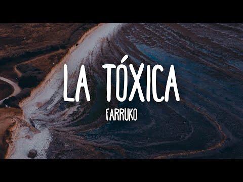 Farruko – La Tóxica (Letra/Lyrics)