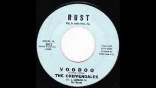 # the hippendales  voodoo #