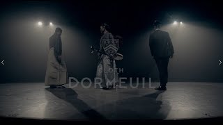 DORMEUIL JAPON Artist Trio Performs in Dormeuil Cloth Cstume