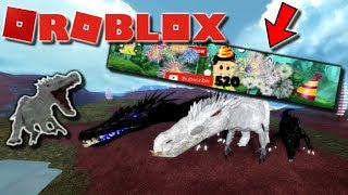 ROBLOX Dinosaur Simulator | 520 SUBS ALBINO TERROR GIVEAWAY + Possible Giveaways