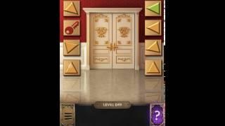 49  level (уровень)100 Doors Challenge (100 дверей Вызов) Прохождение