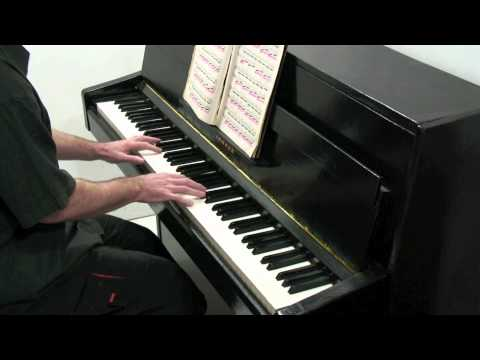 Chopin Etude Op.25 No.1 - Paul Barton, piano