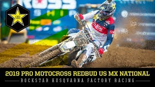 2019 Pro Motocross RedBud US MX National | Rockstar...