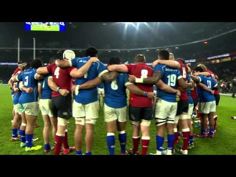 IRPA - #RugbyPlayersUnited - For The Good of The Game video