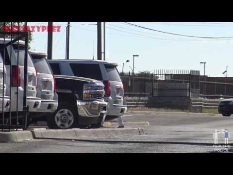 EL PASO BORDER PATROL TRAINING CENTER PT 2